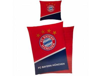 FC Bayern Munich sengetøj - FCB Single Duvet Set RB