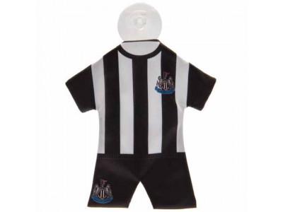 Newcastle United minisæt bil - NUFC Mini Kit