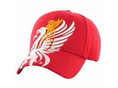 Liverpool kasket rød - LFC Cap Obsidian Red