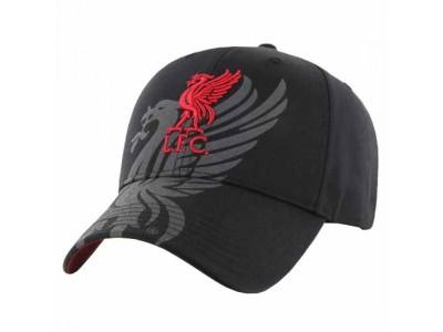 Liverpool kasket mørkeblå - LFC cap obsidian black
