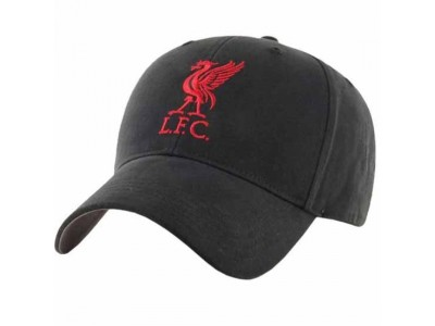 Liverpool kasket - LFC Cap Youths Black - børn