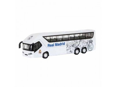 Real Madrid hold bus - RMFC Team Bus