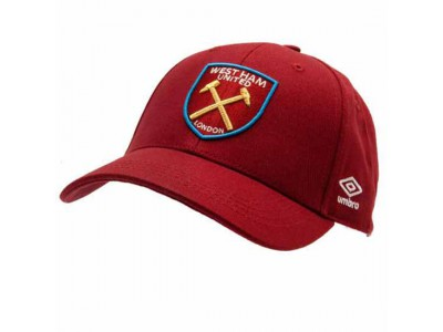 West Ham United kasket - WHFC Umbro Cap