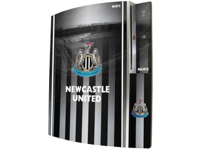 Newcastle United skin - NUFC PS3 Console Skin