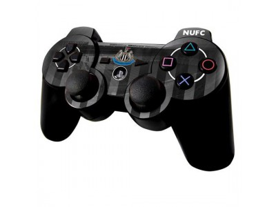 Newcastle United skin - NUFC PS3 Controller Skin