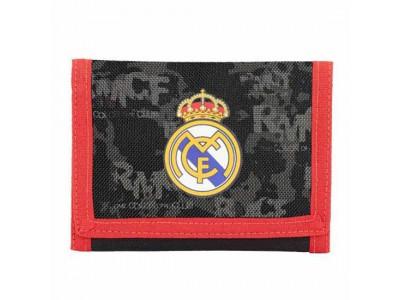 Real Madrid pung - RMFC Nylon Wallet BR