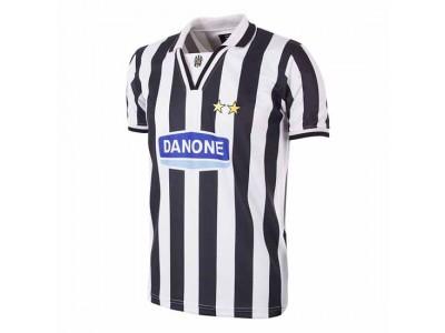 Juventus 1994 - 95 Retro Fodbold Trøje