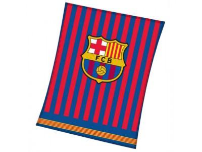 FC Barcelona tæppe - Barca Fleece Blanket - XL