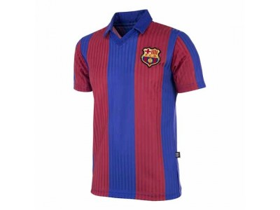 FC Barcelona 1990 - 91 Retro Hjemme Trøje