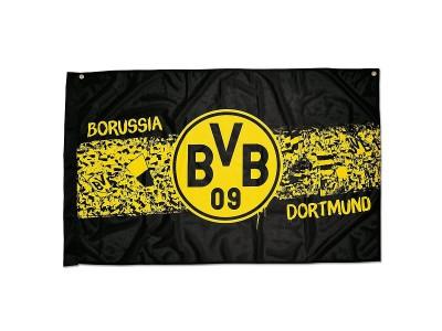 Dortmund flag - Südtribüne