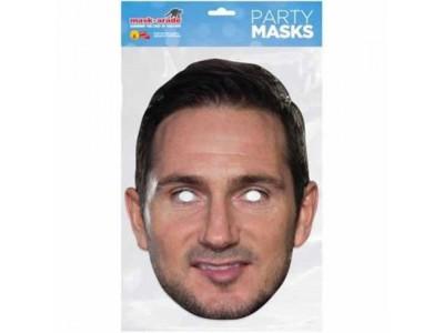 Chelsea maske - CFC Frank Lampard Mask