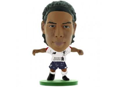 Liverpool figur - CFC SoccerStarz Van Dijk Away
