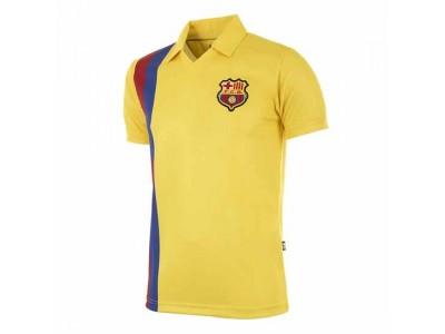 FC Barcelona 1981 - 82 Ude Retro Trøje
