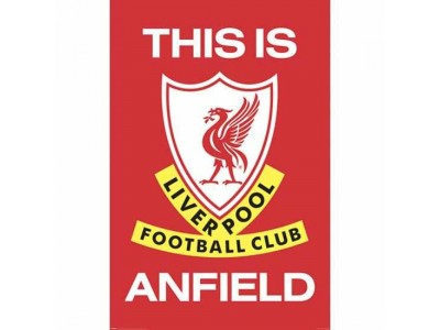 Liverpool plakat TIA - LFC Poster TIA 29