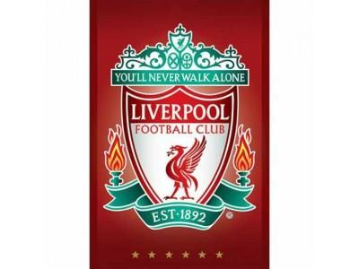 Liverpool plakat - LFC Poster Crest 31