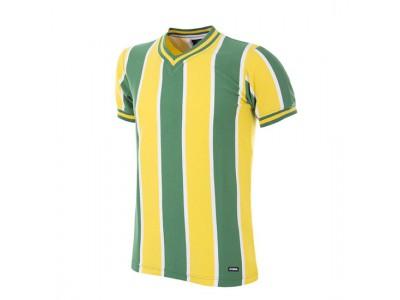 FC Nantes 1965 - 66 Retro Trøje - FCN Football Shirt