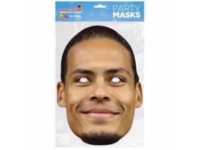 Liverpool maske - LFC Virgil Van Dijk Mask