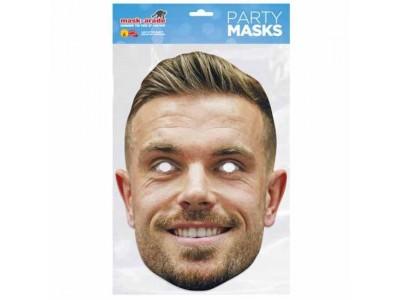 Liverpool maske - LFC Jordan Henderson Mask