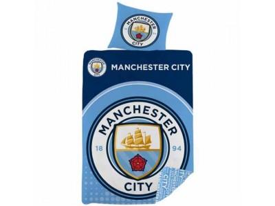 Manchester City sengetøj - MCFC Single Duvet Set LC