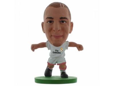 Real Madrid figur - RM SoccerStarz Benzema