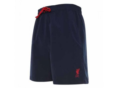 Liverpool FC Board Shorts Mens Navy - S