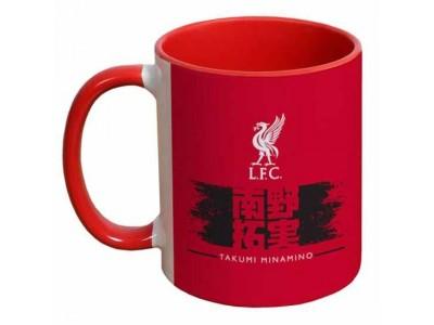 Liverpool krus - LFC Mug Minamino