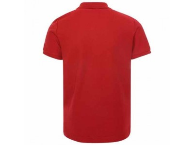 Liverpool polo trøje - LFC Red Polo Shirt Junior Red - 5/6 Years