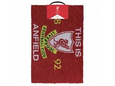 Liverpool dørmåtte - LFC Doormat TIA