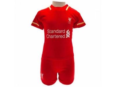 Liverpool baby sæt - LFC Shirt & Short Set 12/18 Months SC