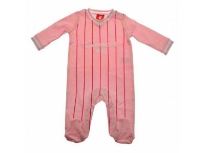 Liverpool sovesæt baby - LFC Sleepsuit 3/6 Months PK