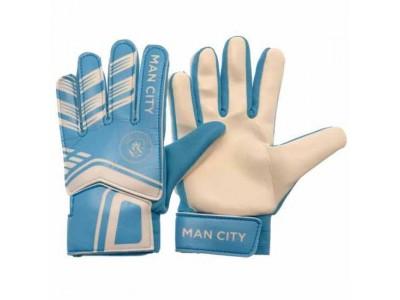 Manchester City målmandshandsker - Goalkeeper Gloves Kids - 7-9 år