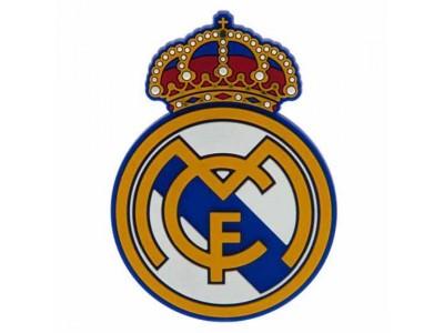 Real Madrid køleskabsmagnet - RMFC 3D Fridge Magnet