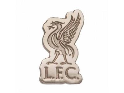 Liverpool badge - LFC Silver Crest Badge