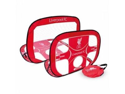 Liverpool mini mål - LFC Pop Up Target Goal