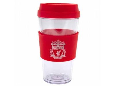 Liverpool krus - LFC Clear Grip Travel Mug CR