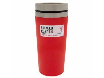 Liverpool krus - LFC Anfield Road Travel Mug