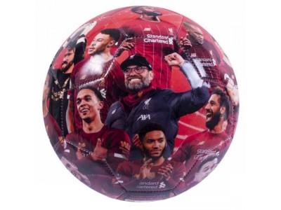 Liverpool fodbold - LFC Premier League Champions Photo Football
