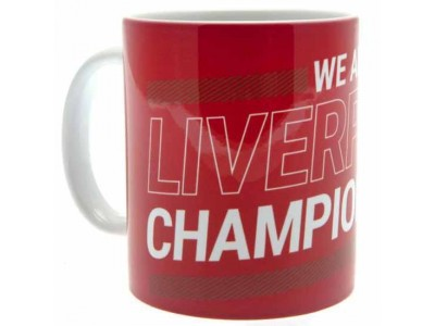Liverpool krus - LFC League Champions 19-20 Mug