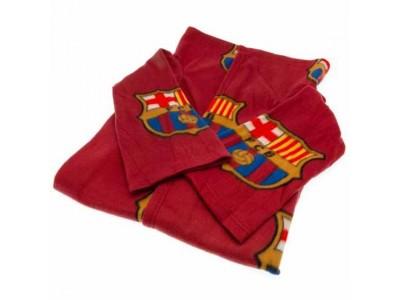 FC Barcelona tæppe - Barca Snuggle Fleece Blanket