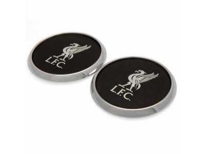 Liverpool bordskåner - LFC 2 Pack Premium Coaster Set