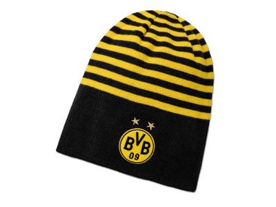 Dortmund beanie hue - vendbar