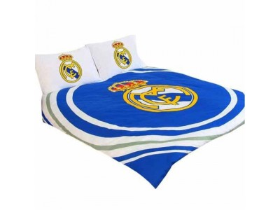 Real Madrid dobbelt sengetøj - RMCF Double Duvet Set PL