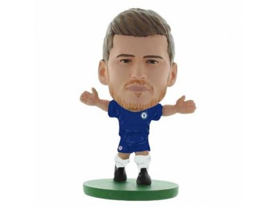 Chelsea figur - CFC SoccerStarz Werner