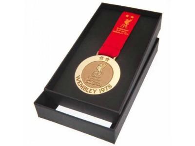 Liverpool medalje - LFC Wembley 78 Replica Medal