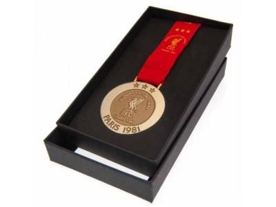 Liverpool medalje - LFC Paris 81 Replica Medal