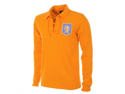 Holland 1934 Retro Trøje - NL Football Shirt