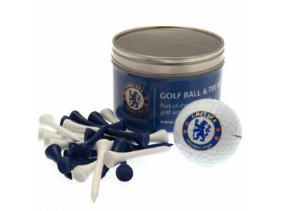 Chelsea - Ball & Tee Set