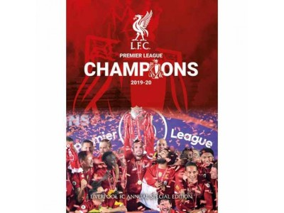 Liverpool kalender - LFC Premier League Champions Annual