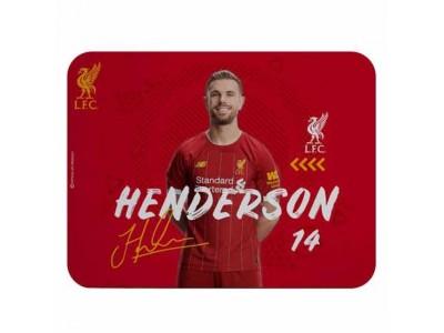Liverpool musemåtte - LFC Mouse Mat Henderson