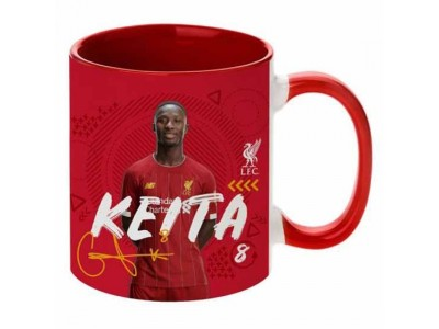Liverpool krus - LFC Player Mug Keita